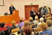 Konferencja Uniwersytetu Trzeciego Wieku w Tymbarku