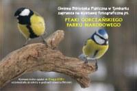 """""""Ptaki Gorczańskiego Parku Narodowego"""""""