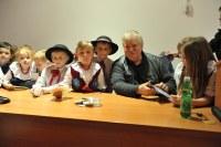 Spotkanie autorskie z Wiesławem Drabikiem