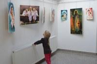 Otwarcie wystawy malarstwa Barbary Wardęgi