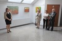Wernisaż malarstwa Anny Rosiek
