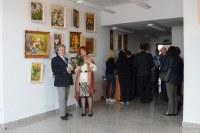 Wystawa malarstwa Teresy Mrugacz