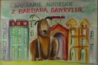 Spotkanie autorskie z Barbarą Gawryluk