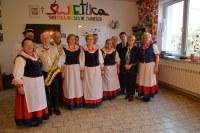 """Zespół """"Dolnoślązacy"""" z wizytą w Tymbarku"""