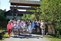 Rodzinna wycieczka w Dolinę Roztoki
