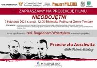 Spotkanie autorskie i projekcja filmu